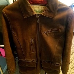 Women's GUESS Soft Leather Jacket